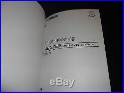 Cat Caterpillar 963d Track Loader Service Shop Repair Book Manual S/n Lcs1-up