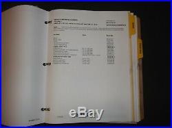Cat Caterpillar 966h 972h Wheel Loader Service Shop Repair Book Manual Volume I