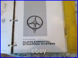 Cat Caterpillar 980b Loader Service Shop Repair Book Manual 89p Reg00698