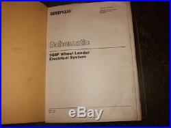 Cat Caterpillar 980f 980f Series II Wheel Loader Shop Repair Service Manual