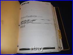 Cat Caterpillar 980g Wheel Loader Shop Repair Service Manual 9cm 2kr 2sr