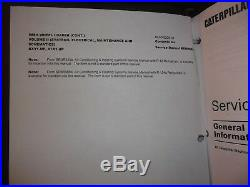 Cat Caterpillar 988h Wheel Loader Service Shop Repair Manual Book Vol 2 Bxy A7a