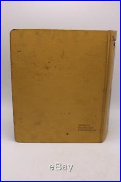 Cat Caterpillar Backhoe Loaders Service Shop Repair Book Manual