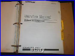 Cat Caterpillar C-10 C-12 Diesel Truck Engine Service Manual S/n 1yn1-up 2pn1-up