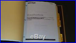 Cat Caterpillar C15 On Highway Engine Service Shop Repair Manual Book S/n Bxs