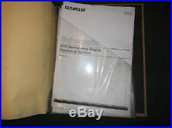 Cat Caterpillar C15 Truck Engine Service Shop Repair Manual Book S/n Bxs Mxs Nxs