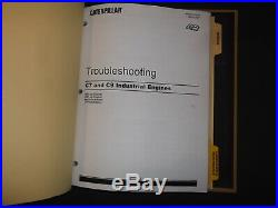 Cat Caterpillar C9 Industrial Engine Service Shop Repair Manual Book Jsc Mbd Jlw