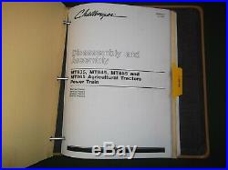 Cat Caterpillar Challenger Mt835 Mt845 Mt855 Mt865 Tractor Service Repair Manual
