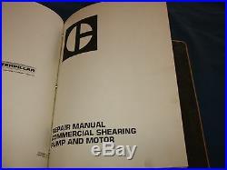 Cat Caterpillar Cp-553 Cs-553 Vibrtory Compactor Service Shop Repair Book Manual