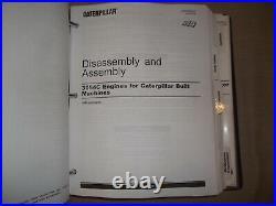 Cat Caterpillar Cs-533e Cp-533e Vibratory Compactor Service Shop Repair Manual