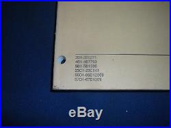 Cat Caterpillar D330 D333 3304 3306 Ind. & Marine Engine Service Repair Manual