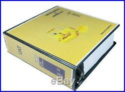 Cat Caterpillar D3b 24y 27y 28y Crawler Tractor Dozer Service Repair Shop Manual