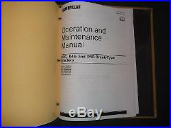 Cat Caterpillar D3g D4g D5g Crawler Tractor Dozer Service Shop Repair Manual