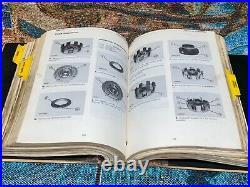Cat Caterpillar D4H Tractor Dozer Repair Shop Service Manual 2AC 3AC 8PB 9PB