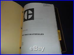 Cat Caterpillar D4h Series I & II Tractor Dozer Service Shop Repair Book Manual
