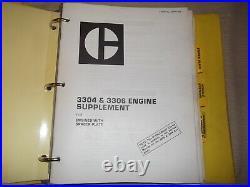 Cat Caterpillar D5 Tractor Service Shop Repair Manual 68j 93j 94j 95j 96j 97j