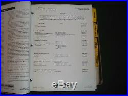 Cat Caterpillar D5b Crawler Tractor Dozer Service Shop Repair Manual Book