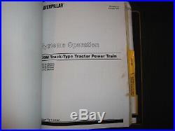 Cat Caterpillar D5m Tractor Dozer Service Shop Repair Book Manual 6gn 5es 7lr