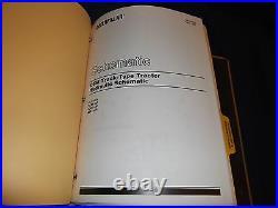 Cat Caterpillar D5m Tractor Dozer Service Shop Repair Manual 6gn 3cr 7lr 5es 6as