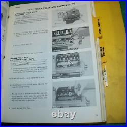 Cat Caterpillar D6D Traktor Dozer Crawler Überholung Service Laden Repair Manual
