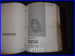Cat Caterpillar D6d Tractor Shop Repair Service Manual 3x 4x 6x 19x 20x 30x 31x