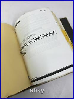 Cat Caterpillar D6m Tractor Shop Repair Service Manual 3wn 4jn 6lr 5nr 4hs