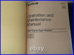 Cat Caterpillar D6n Crawler Tractor Dozer Service Shop Repair Manual Book