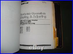 Cat Caterpillar D6r Crawler Tractor Dozer Shop Repair Service Manual