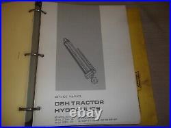 Cat Caterpillar D8 D8h Tractor Dozer Service Shop Repair Manual Book 36a 46a 68a