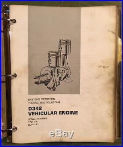 Cat Caterpillar D8k Tractor Repair Service Manual