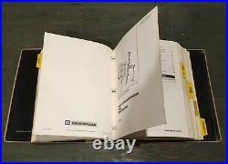 Cat Caterpillar D8n Tractor Dozer Service Shop Repair Book Manual 9tc