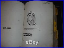 Cat Caterpillar D8n Tractor Dozer Service Shop Repair Book Manual 9tc 1xj