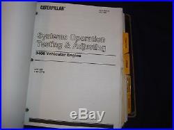 Cat Caterpillar D8n Tractor Dozer Service Shop Repair Book Manual 9tc 1xj 7tk