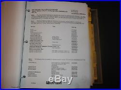 Cat Caterpillar D9r Tractor Shop Repair Service Manual S/n Abk1-up Volume 2