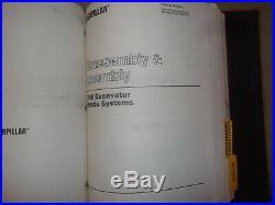 Cat Caterpillar E70b Excavator Service Shop Repair Manual Book S/n 5tg00001-up