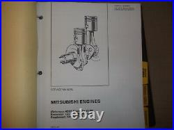 Cat Caterpillar E70b Excavator Service Shop Repair Manual Book S/n 6ak00001-up