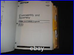 Cat Caterpillar G3600 G3606 G3608 G3612 G3616 Engine Service Shop Repair Manual