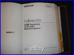 Cat Caterpillar It28 It28b Integrated Toolcarrier Service Shop Repair Manual