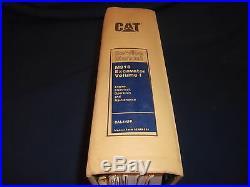 Cat Caterpillar M318 Excavator Service Shop Repair Book Manual S/n 8al1-up Vol 1