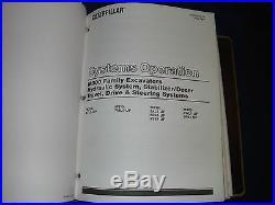 Cat Caterpillar M318 Excavator Service Shop Repair Book Manual S/n 8al1-up Vol 2