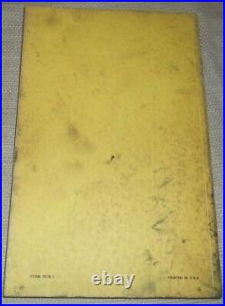 Cat Caterpillar No 12 12e Motor Grader Service Shop Repair Manual S/n 8t00001-up
