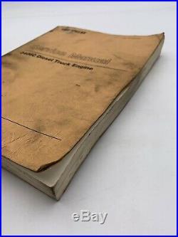 Cat Caterpillar Service Manual 3406C 3ZJ 5KJ Shop Repair Book Guide 19-3048P