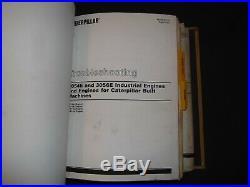 Cat Caterpillar Th350b Th360b Th460b Th560b Telehandler Service Repair Manual
