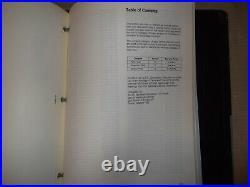 Cat Caterpillar Tool Guide Service Shop Repair Manual Book