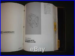 Cat Caterpillar V30c V35c V40c V45c V50c Forklift Service Repair Manual Book