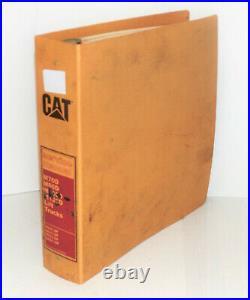 Cat M70D, M80D, M100D, M120D Forklift Complete Service Manual (SENB8465) D1432