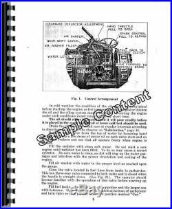 Caterpillar 12F 14E Grader Service Repair Manual