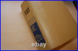Caterpillar 140H 160H Motor Grader Shop Service Repair Manual owner overhaul OEM