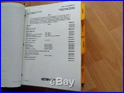 Caterpillar 216 226 skid steer factory service manual 4NF 5FZ OEM