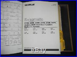 Caterpillar 216b 226b 232b 242b Skid Steer Loader Shop Repair Service Manual